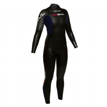 Gul Ladies Waterman 5/4mm Swimming Wetsuit